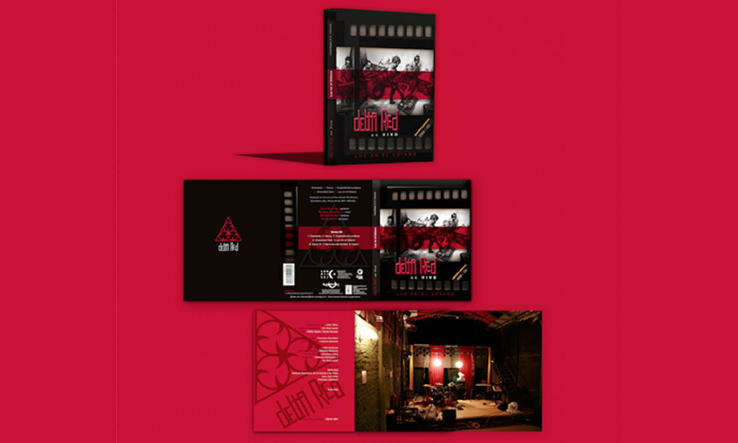Arte y Diseño de empaque CD / DVD