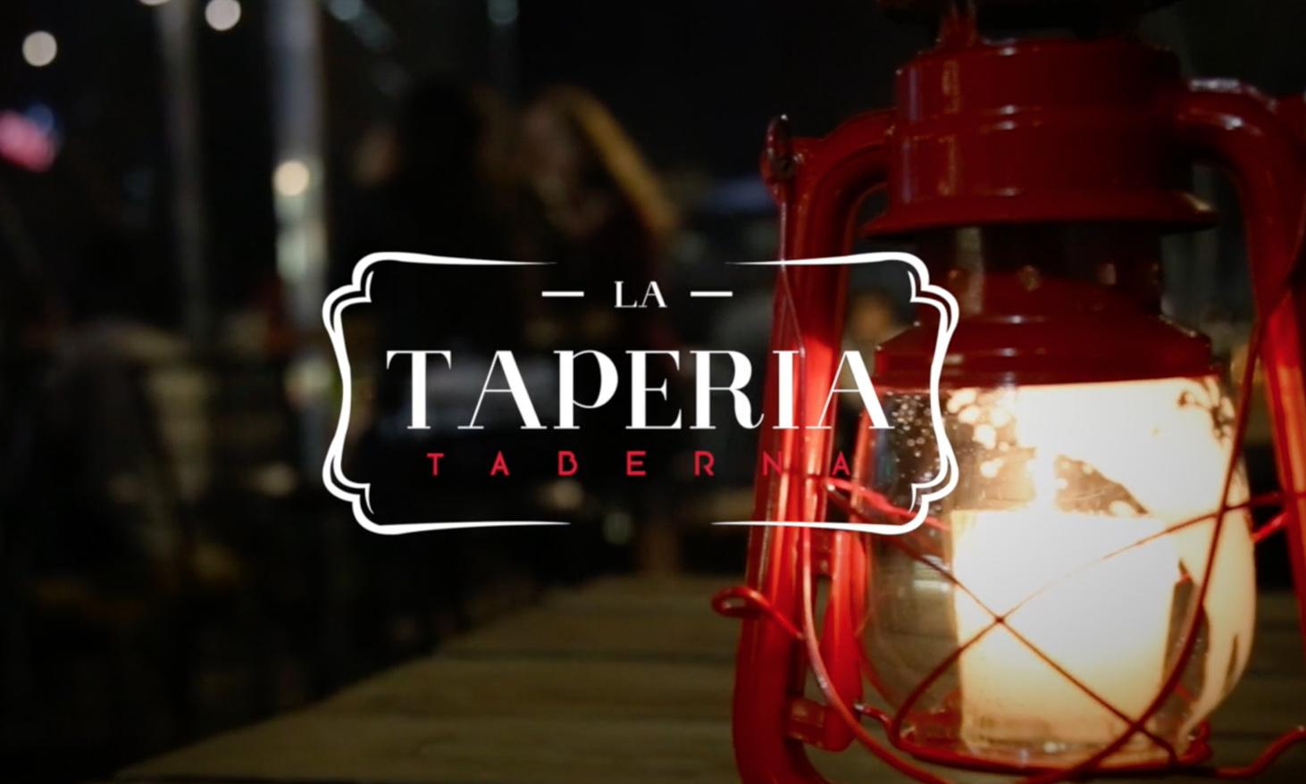 """Spot promocional Restaurante """"La Tapería"""""""