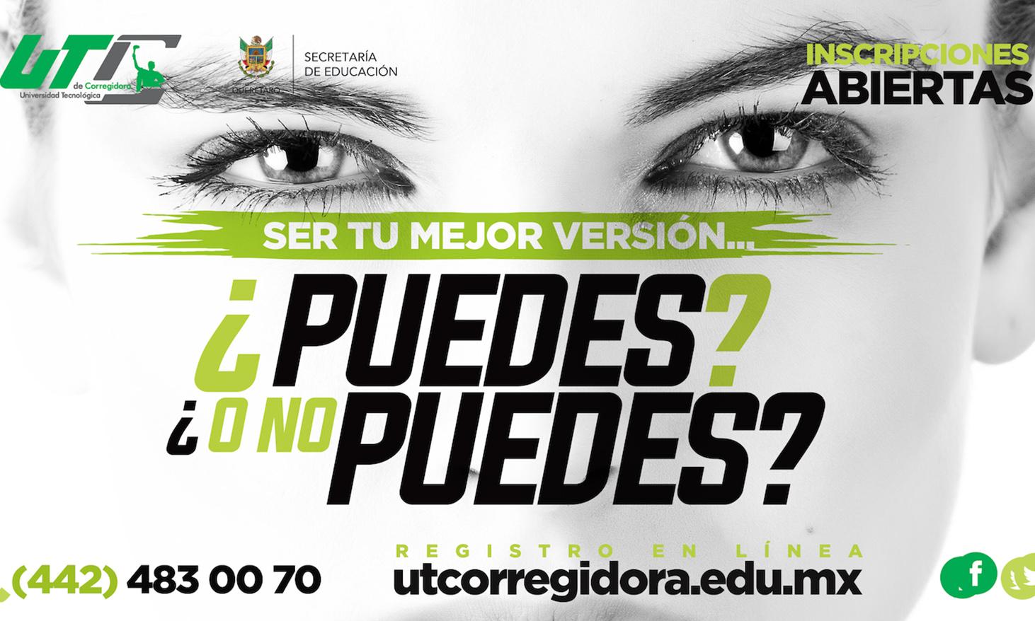Diseño de Campaña de Captación 2018 UT de Corregidora