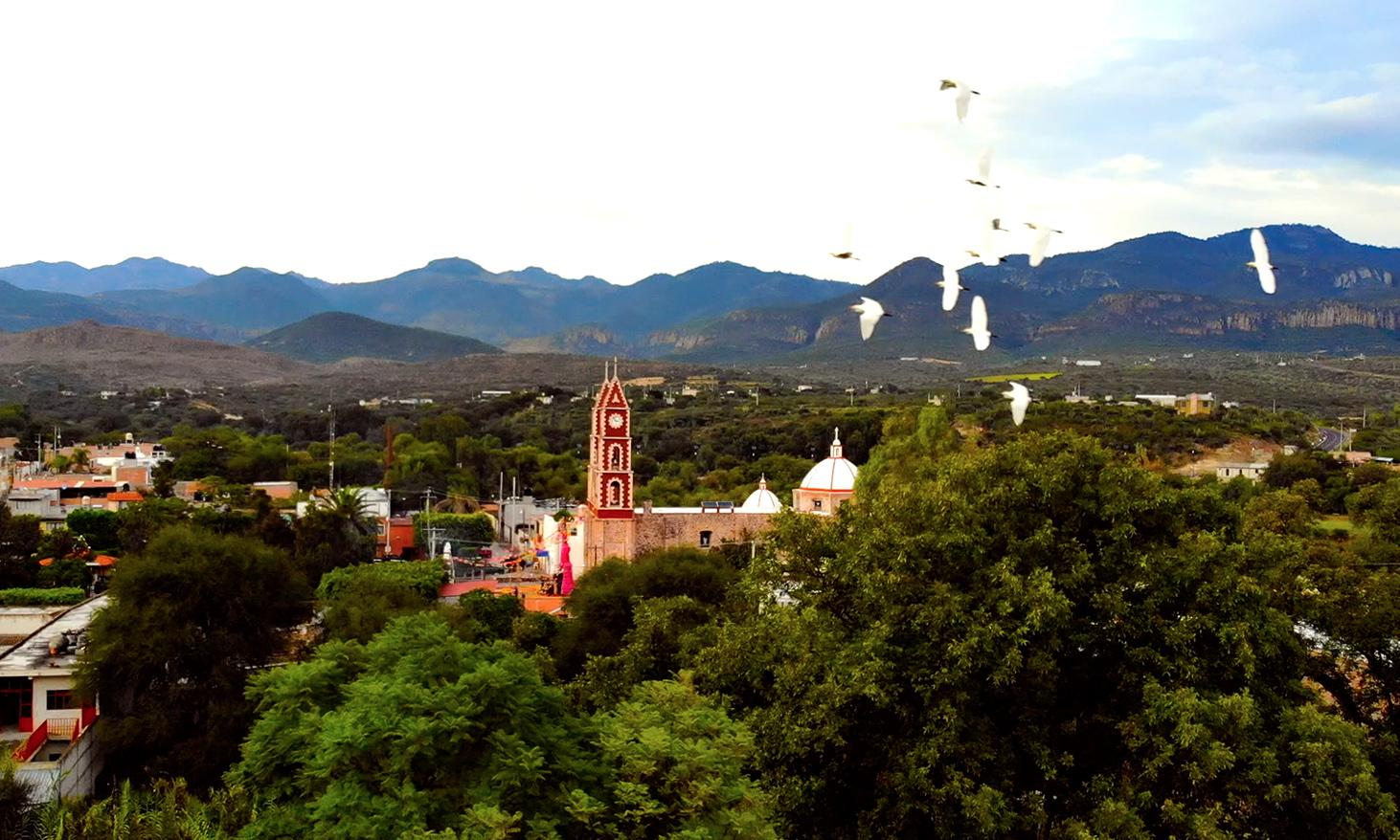 Spot Promocional Santa Catarina Guanajuato
