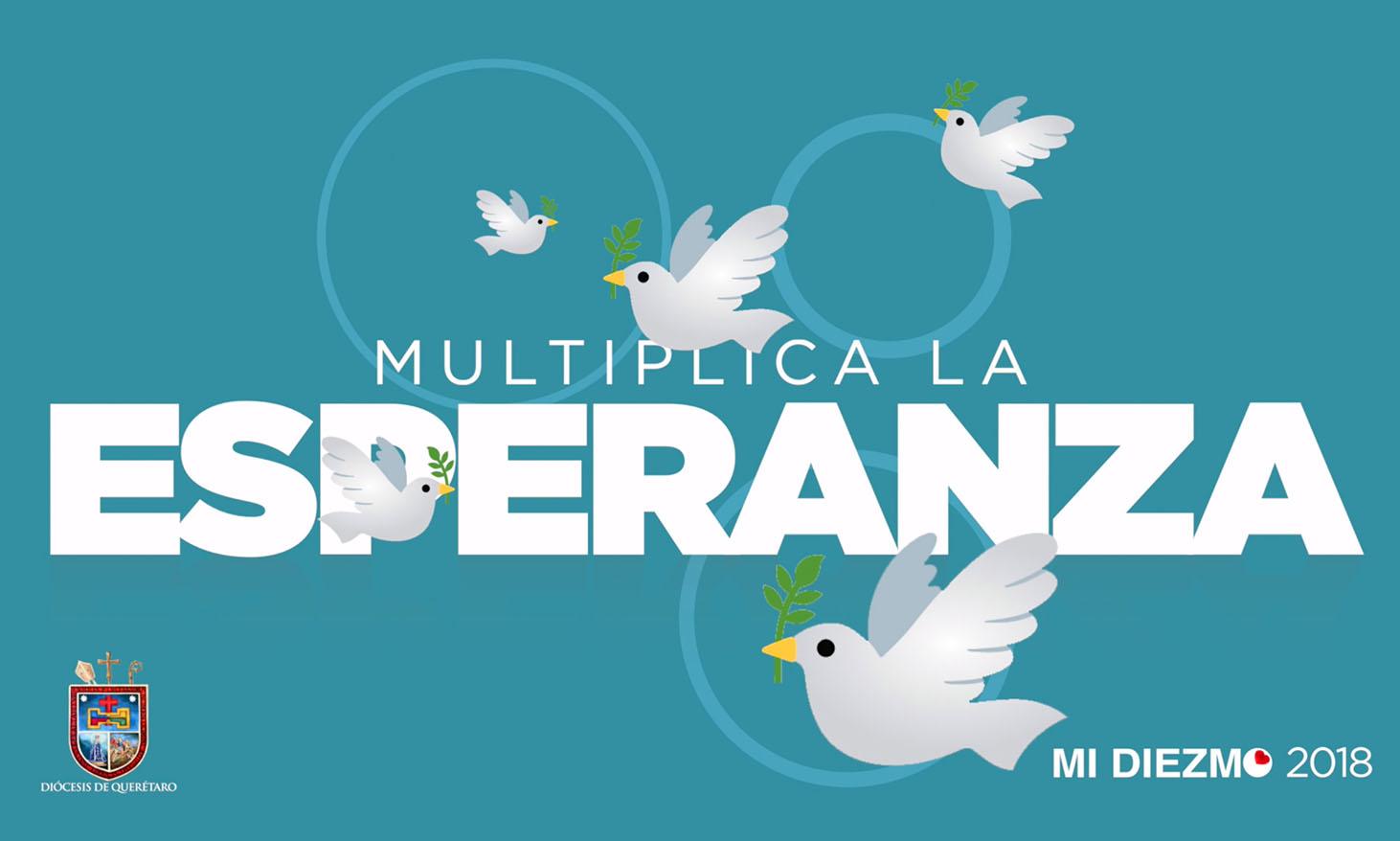 Spot «Mi Diezmo 2018 «